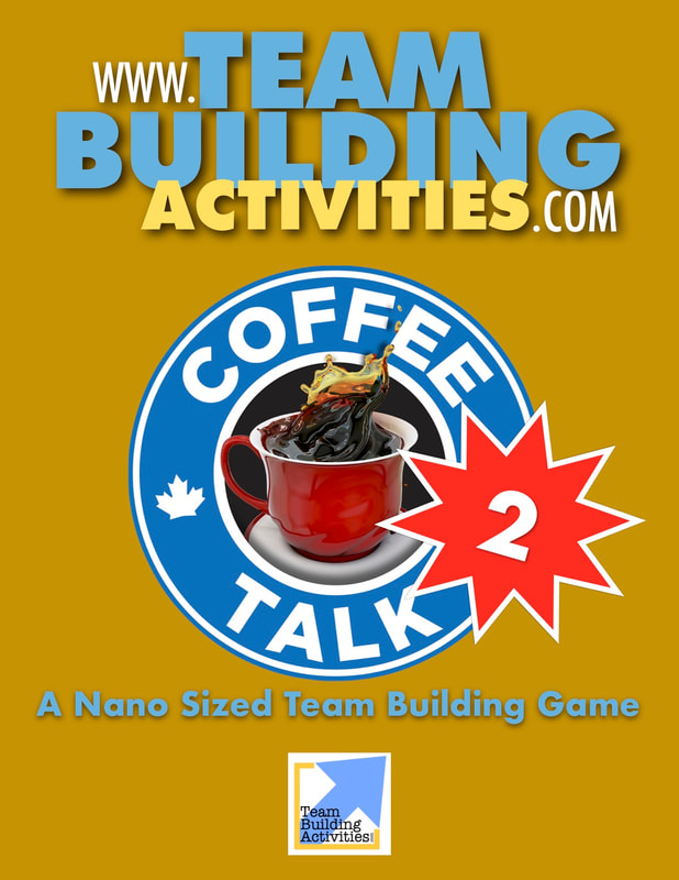 Team Building Activities, Book Cover, Tyler Hayden, www.teambuildingactivities.com, coffee splash, 2, book cover