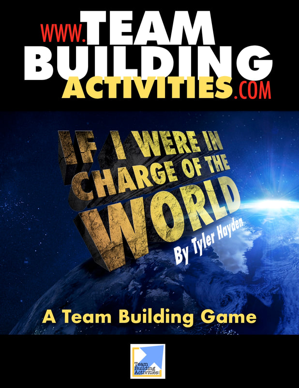 Team Building Activities, Book Cover, Tyler Hayden, www.teambuildingactivities.com, black book cover, world, sun shining, black